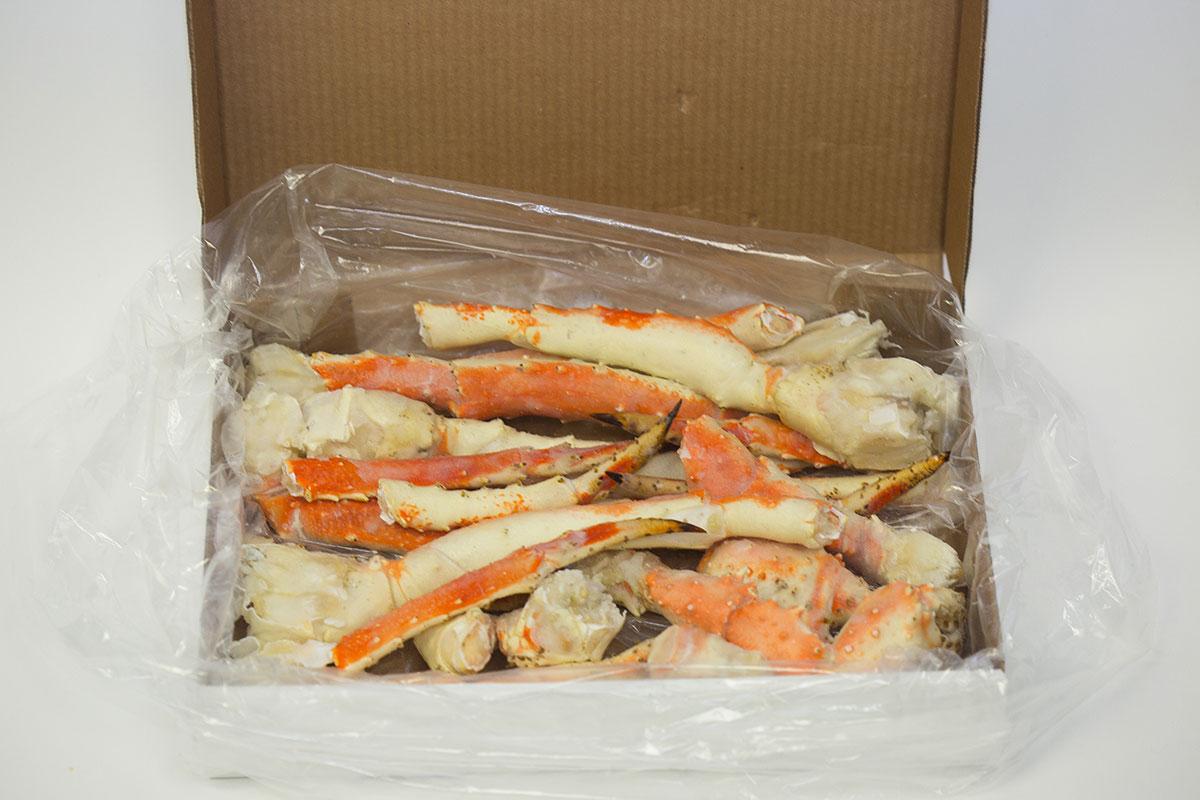 Alaskan King Crab Legs XL (Product # 18 ...
