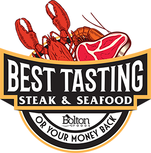 Best Tasting Steak and Seafood or Your Money Back
